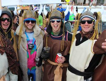 Ullr Fest Breckenridge Colorado