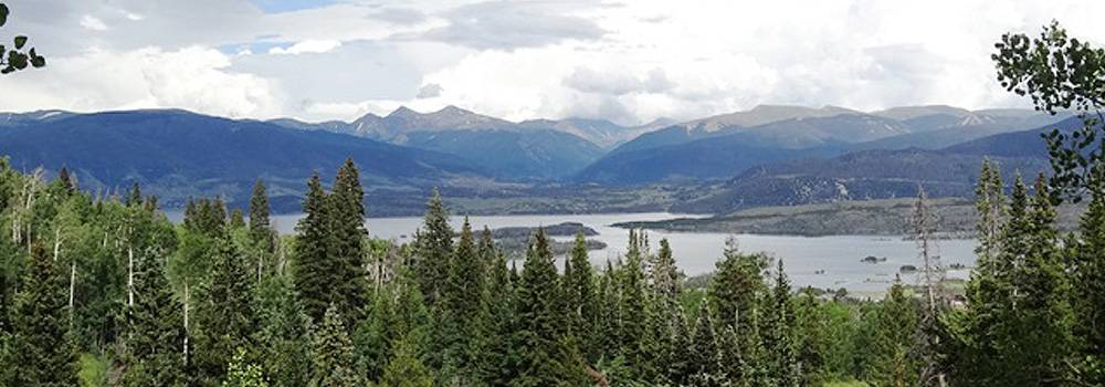 Hiking Lily Pad Lake Frisco Colorado