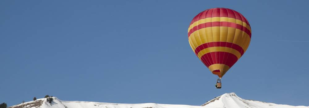 Grand Adventure Hot Air Balloon