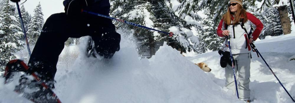 Breckenridge Snowshoeing