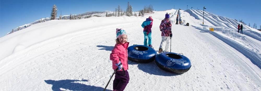 Snow Tubing - Frisco Adventure Park
