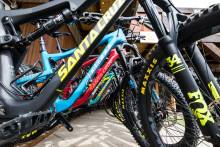 Cool mountain bikes