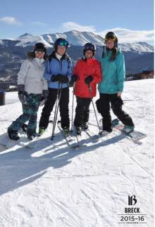 Breckenridge Opening Day 2015 with Summit Mountain Rentals Team