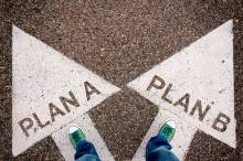 Pricing decisions: plan a or plan b?