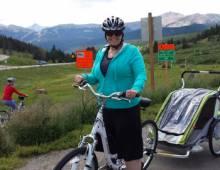 Vail Pass Bike Ride