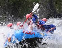 Whitewater Raft